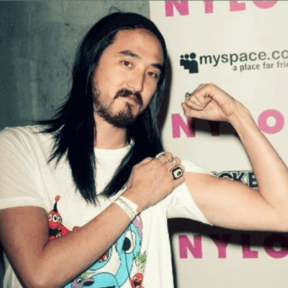 STEVE AOKI TO ENHANCE CAKES WITH BRICKS TO GAIN MUSCLE?