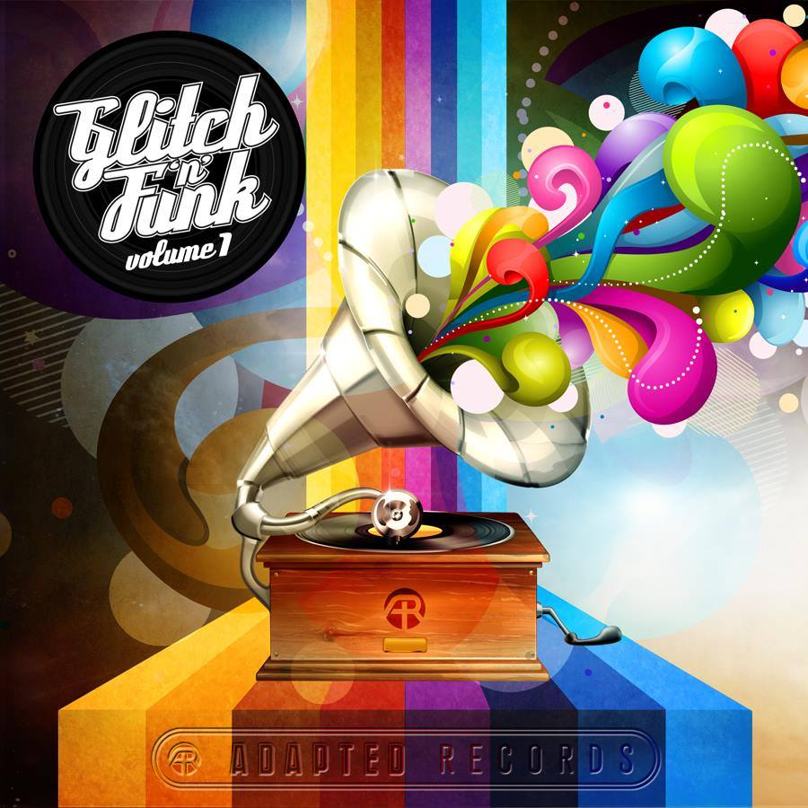 GET FUNKED UP WITH ADAPTED RECORDS' GLITCH & FUNK VOL 1