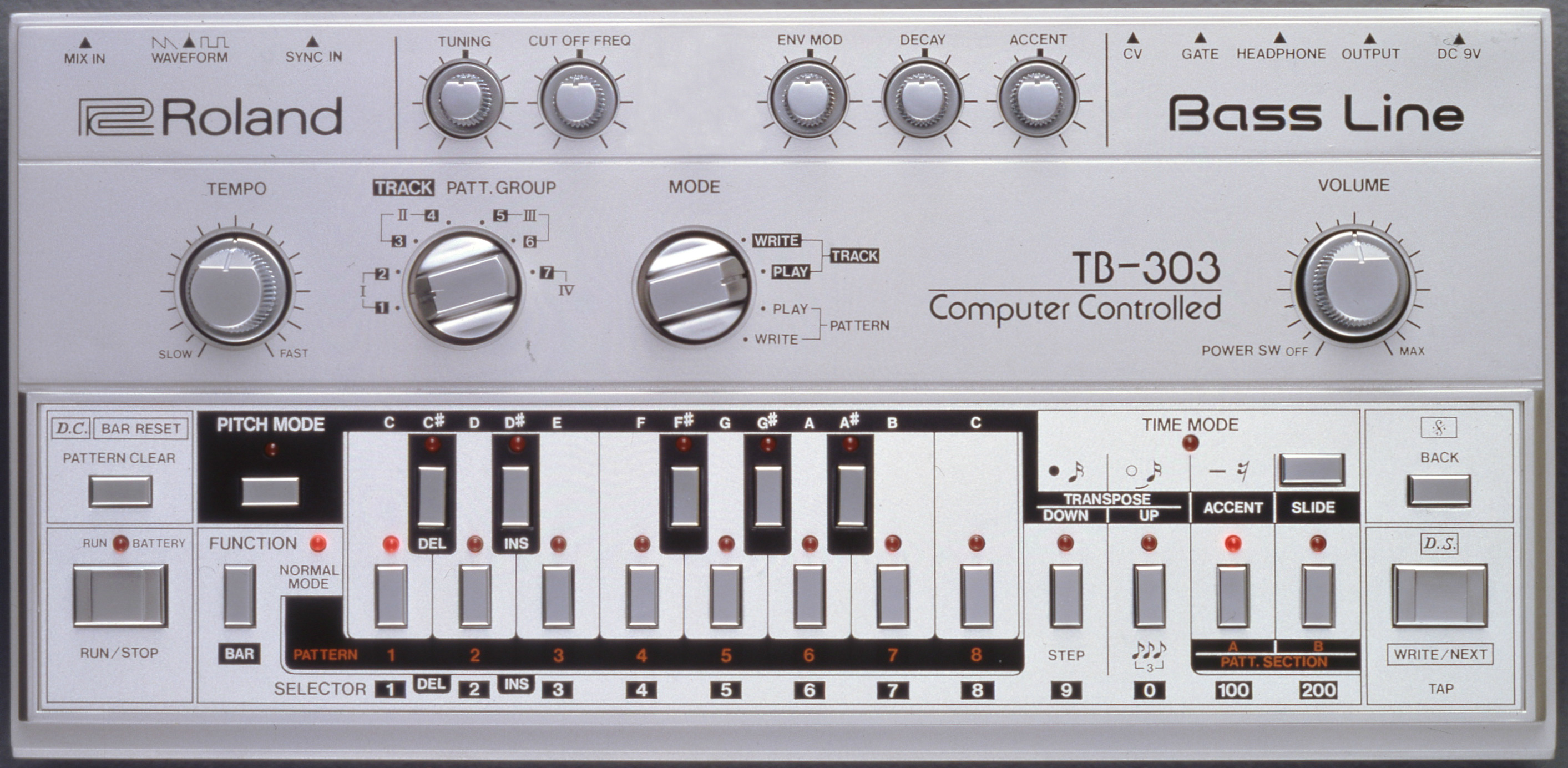 TB 303 RE-RELEASE 40 YEARS DELAYED BECAUSE LEAD ENGINEER KEEPS TWEAKING THE DESIGN