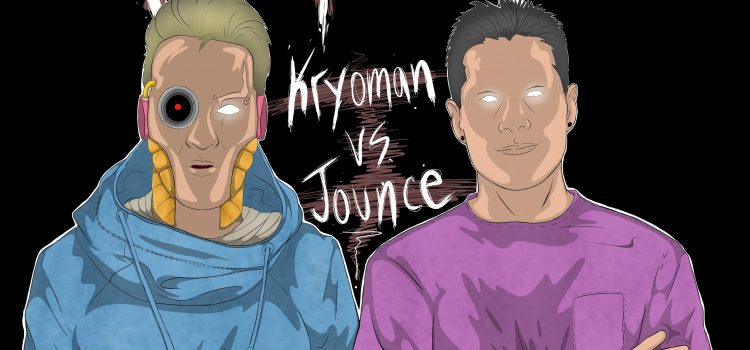WATCH! KRYOMAN & JOUNCE MAKE THE GYM GO WILD
