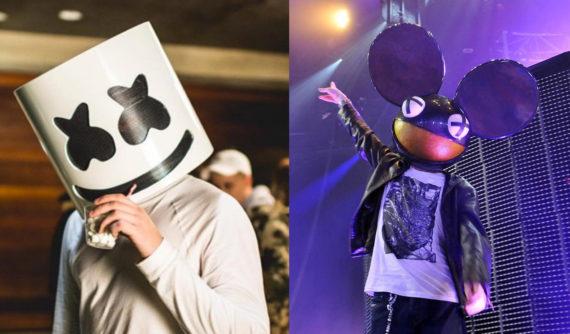 Marshmello Deadmau5 Jesus Hernandez feud