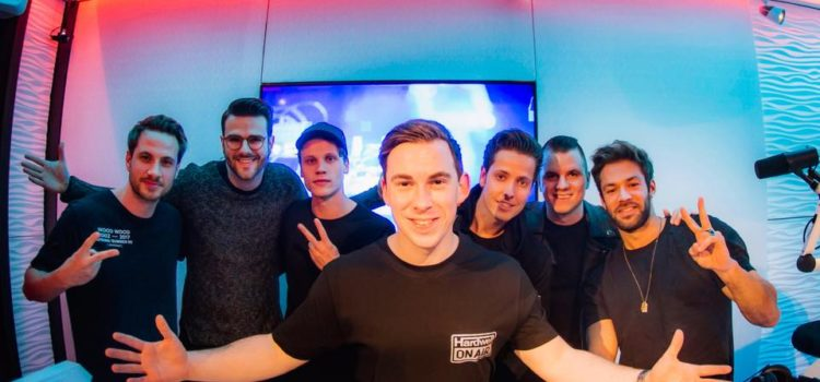 "Hardwell's ""The Underground"" Has Nothing Underground About It"