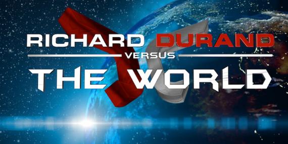 Richard Durand VS The World Album Release