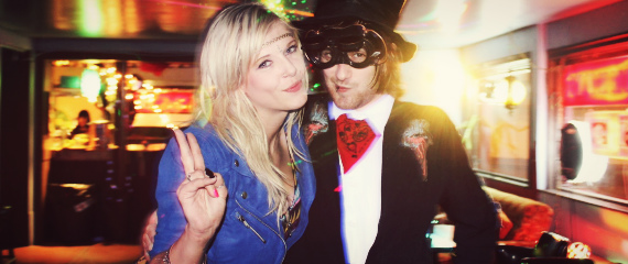 Hammarica.com Star Writer Kate O'Connell + B-Day = PARTYROCK