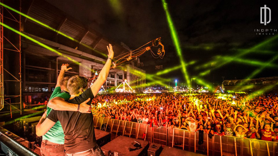 Tritonal & Super8 & Tab Team Up For New Release